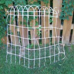 vintage chicken wire for DIY lantern