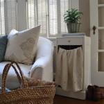 cottage living room refresh