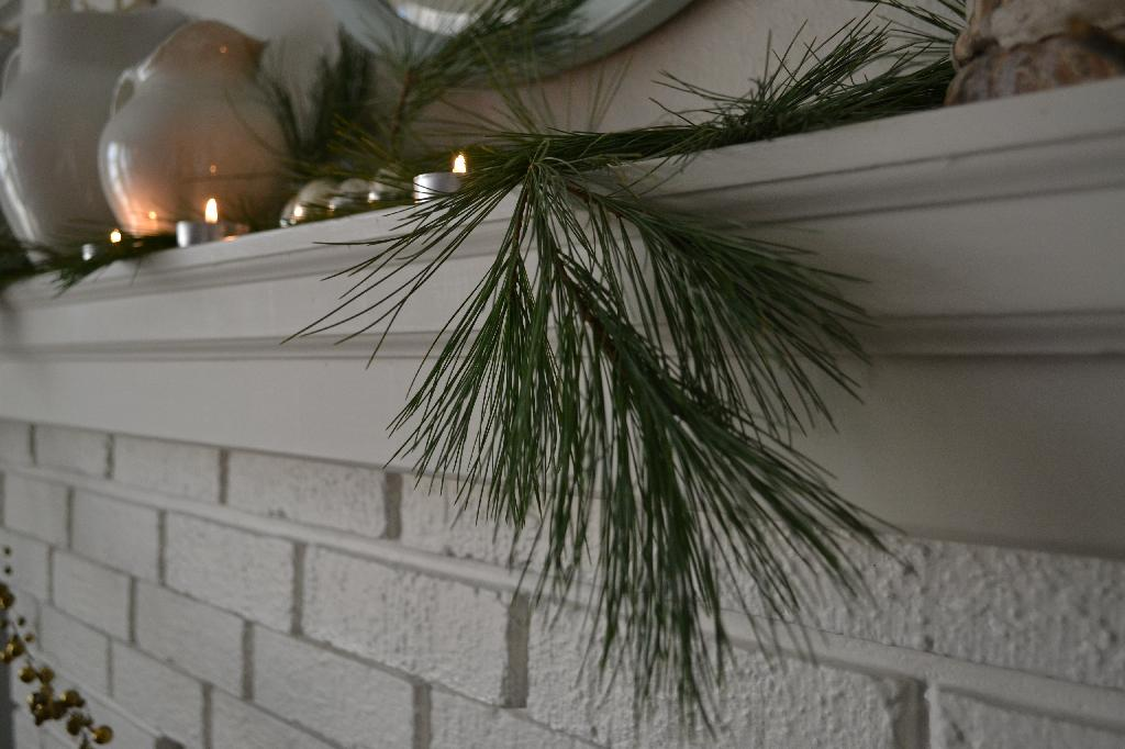 Cottage Fix - fresh pine and candlelight