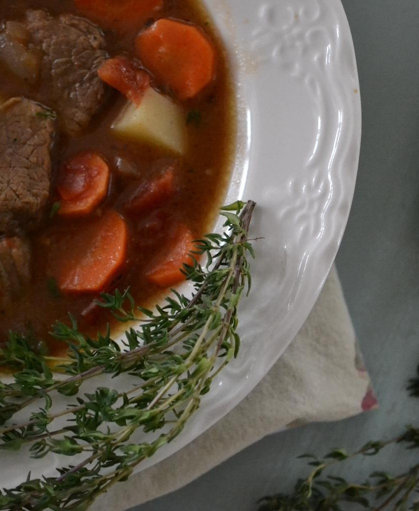 Cottage Fix - Guinness beef stew