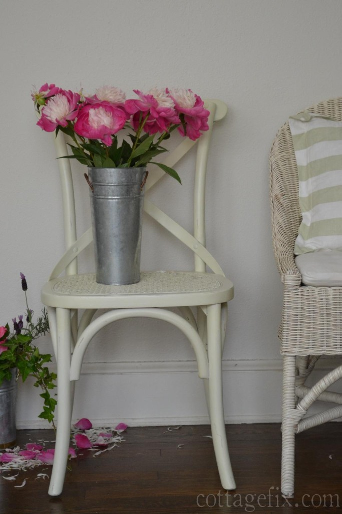 Cottage Fix blog - peonies