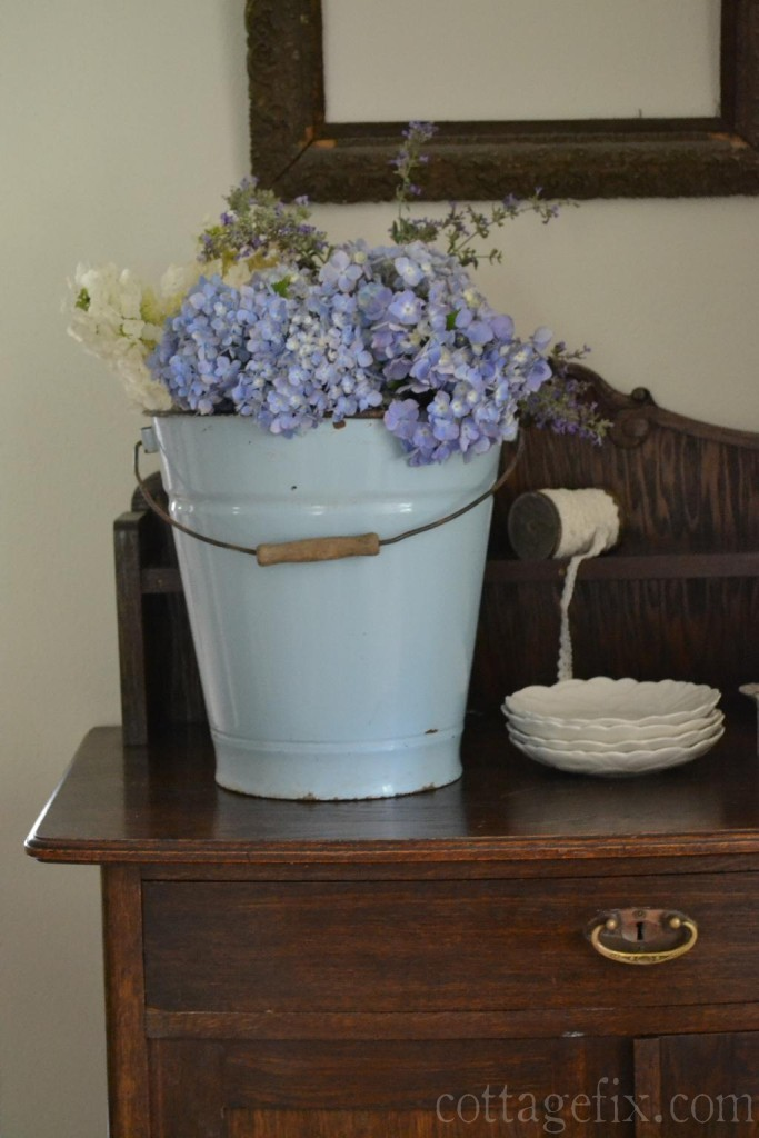 Cottage Fix blog - French farmhouse inspired bouquet