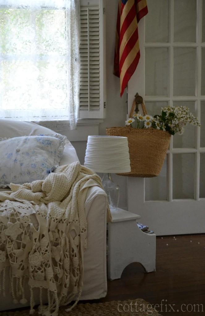 Cottage Fix blog - cottage decor for independence day