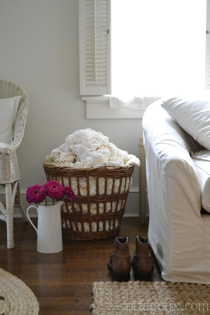 Cottage Fix blog - Friday Flower Power