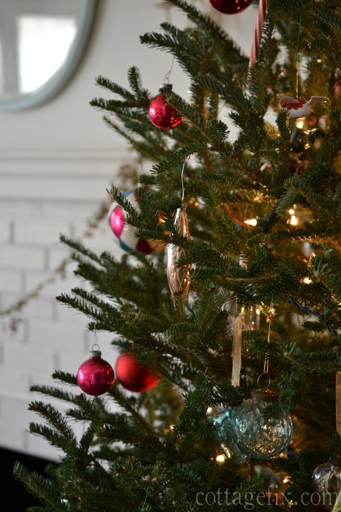 Cottage Fix blog - Christmas tree