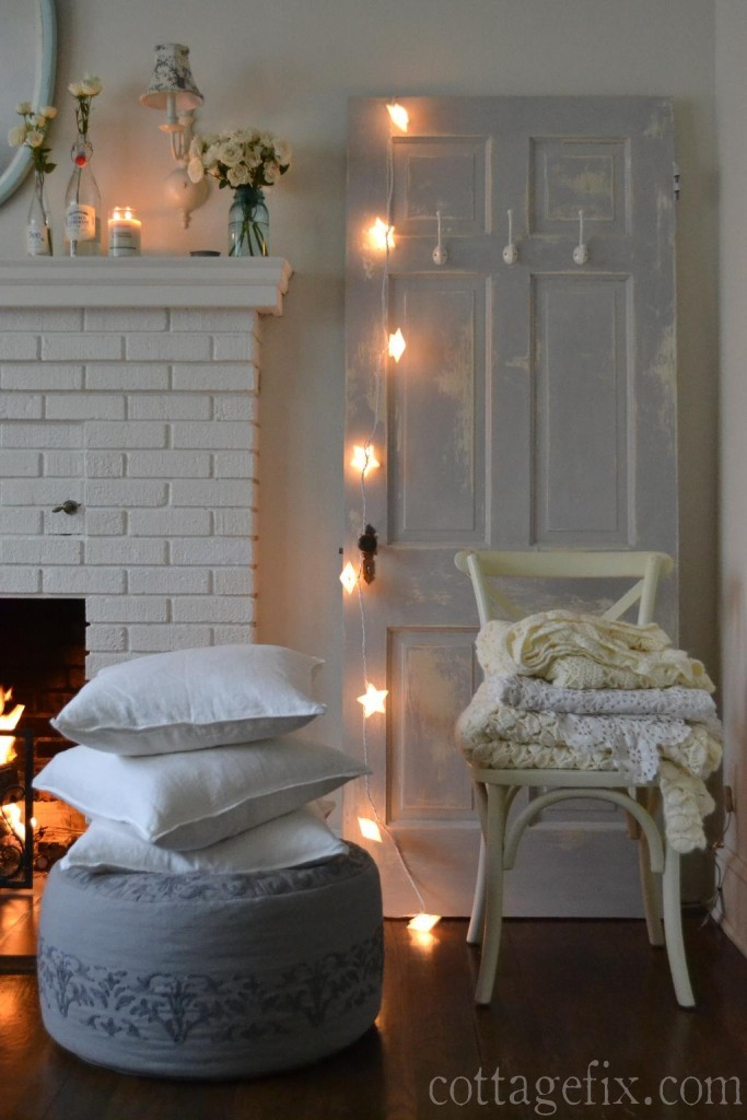 Cottage Fix blog - five favorite things for winter survival