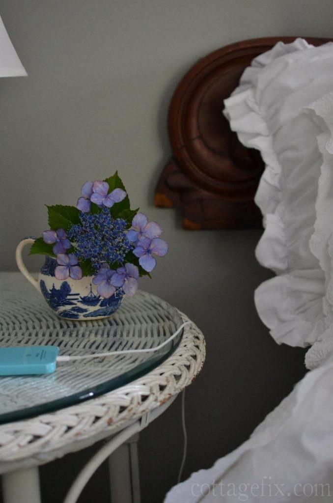 Cottage Fix blog - lace cap hydrangea