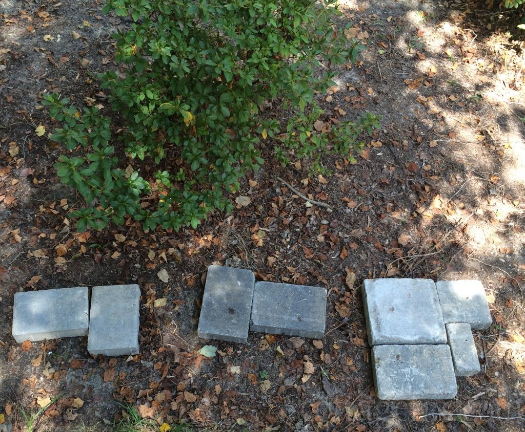 Cottage Fix blog - choosing pavers