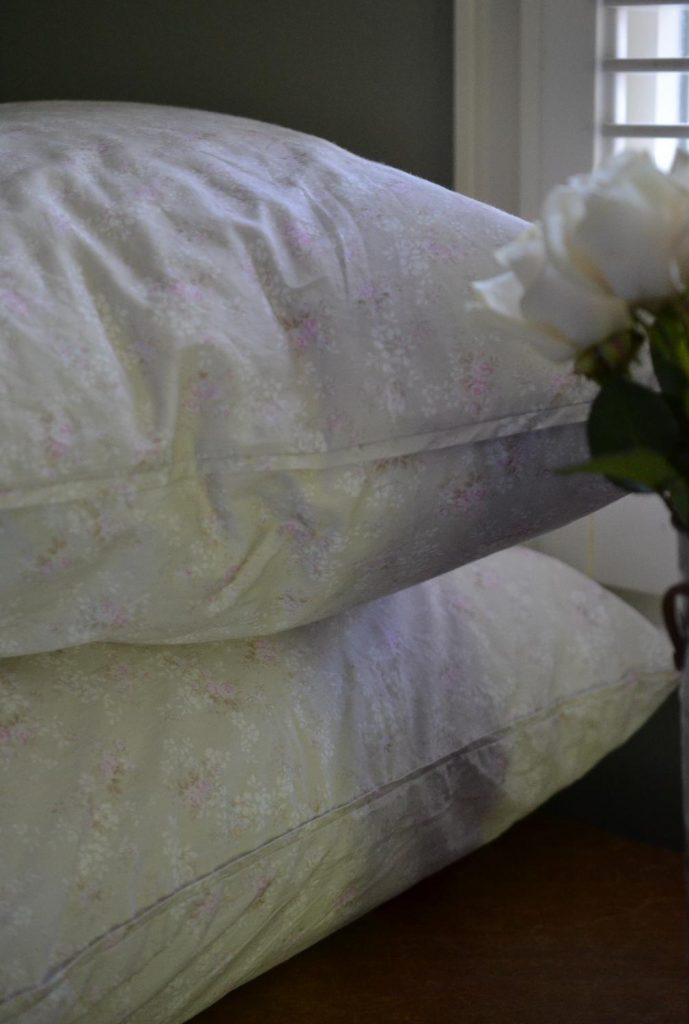 Cottage Fix blog - Louella euro shams