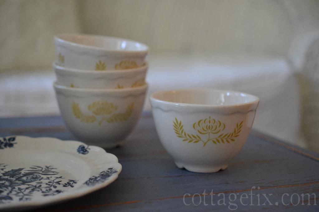 Cottage Fix blog - Trentwood restaurant ware