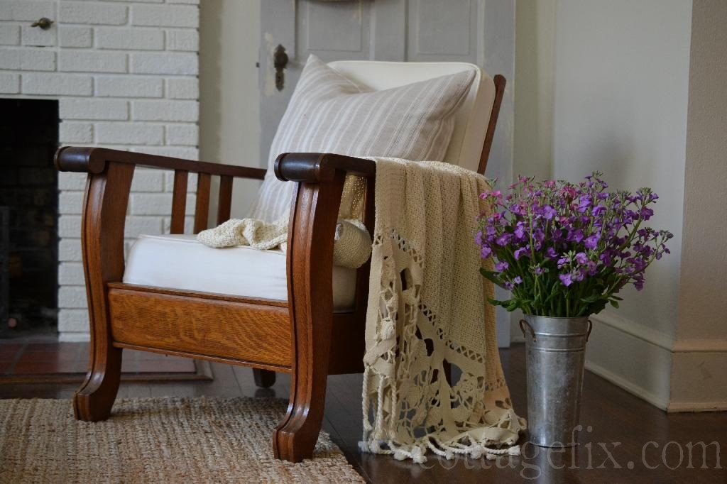 Cottage Fix blog - Morris chair