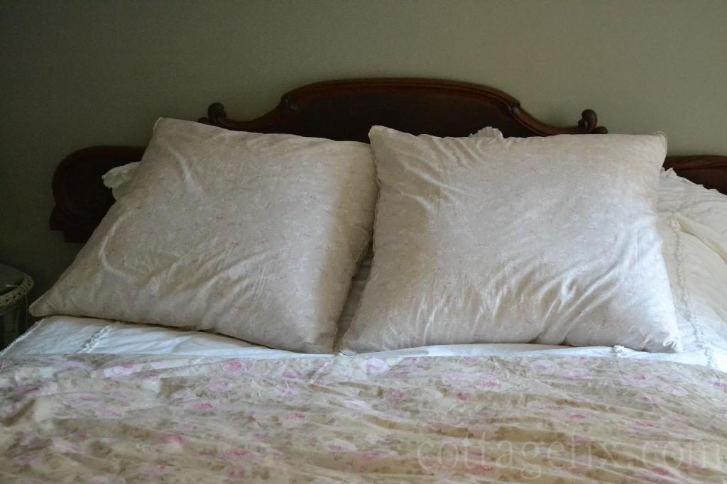 Cottage Fix blog - Simply Shabby Chic duvet cover
