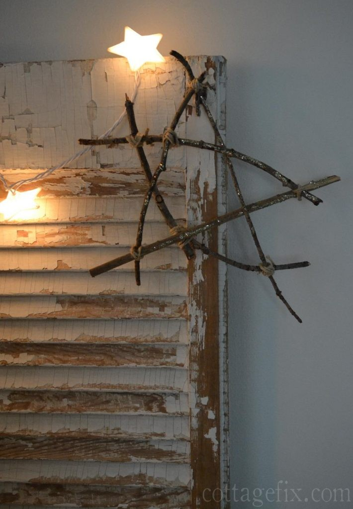 Cottage Fix blog - stars
