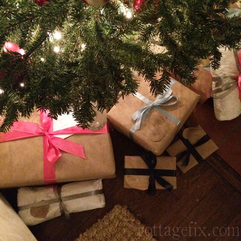 Cottage Fix blog - pretty packages