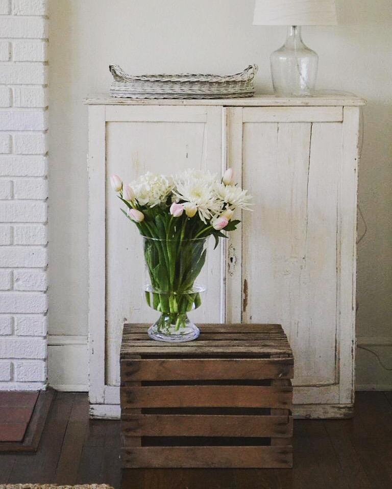 Cottage Fix blog - Spring bouquet