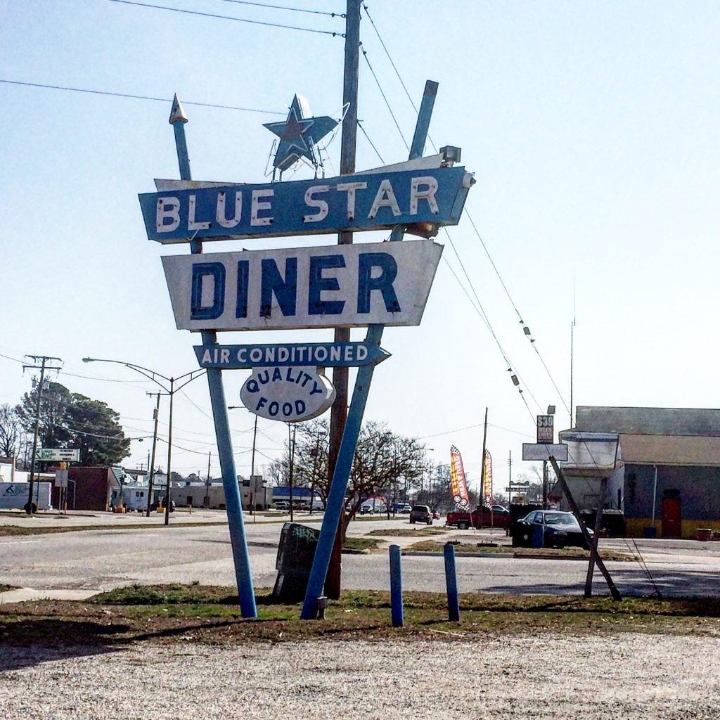 Cottage Fix blog - Blue Star Diner