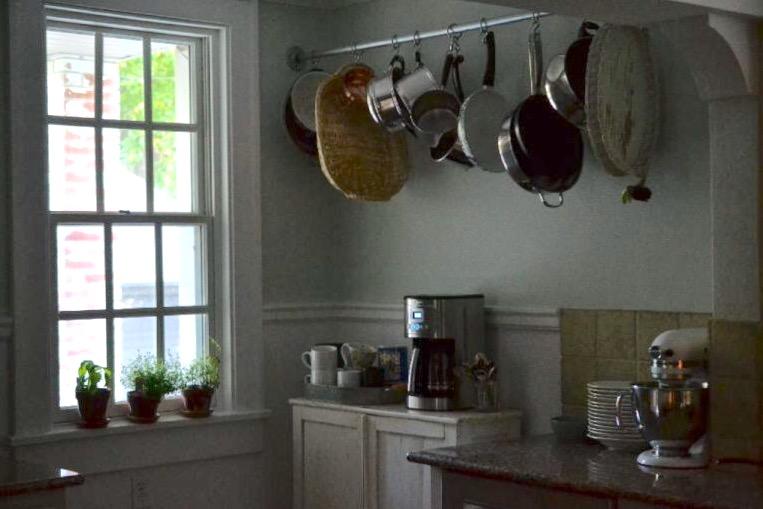 Cottage Fix blog- cottage kitchen