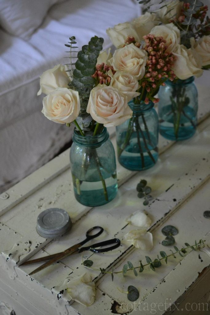 Cottage Fix blog - anniversary floral
