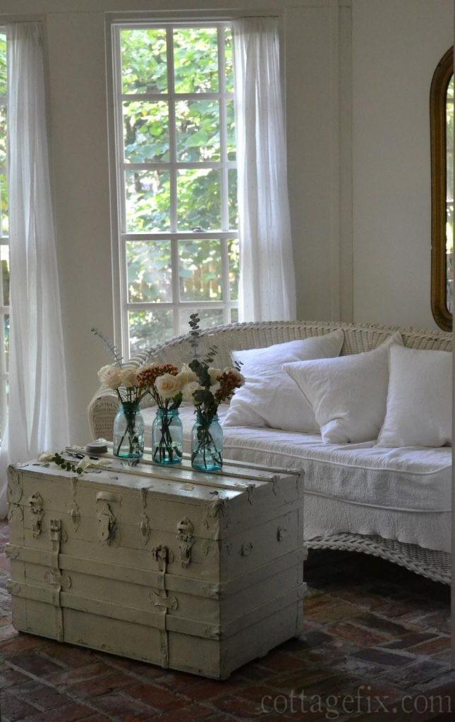 Cottage Fix blog - anniversary floral